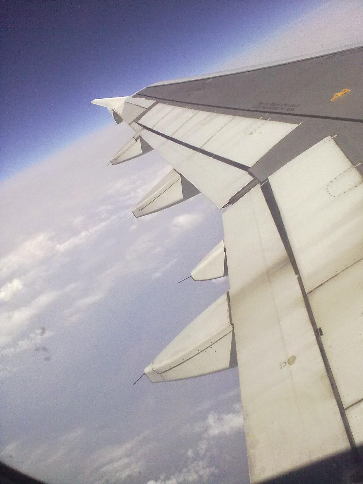 Техника уральский авиалиний на высоте