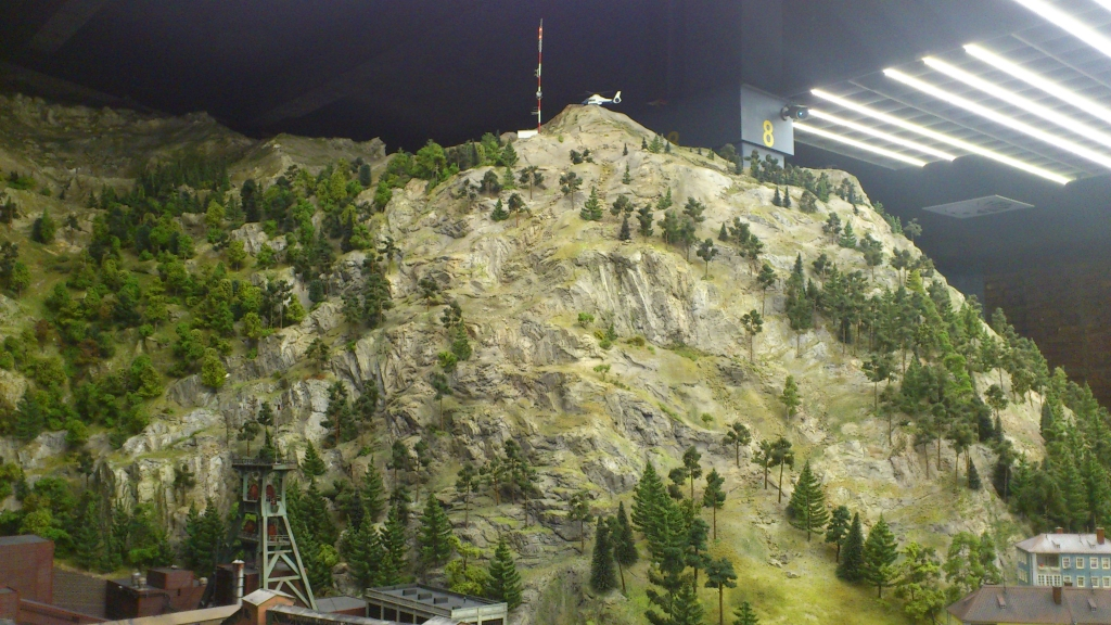 Гранд Макет России. Гора