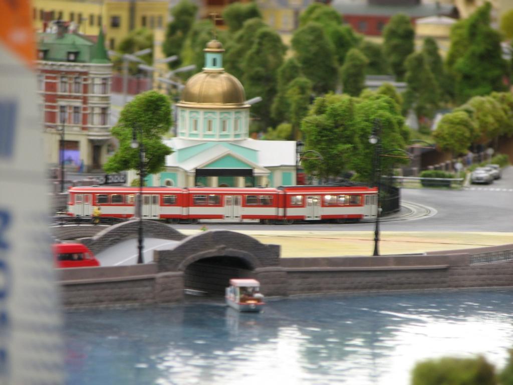 Гранд Макет России. Трамвай