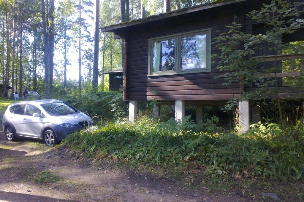 Коттедж Huhtiniemi Camping