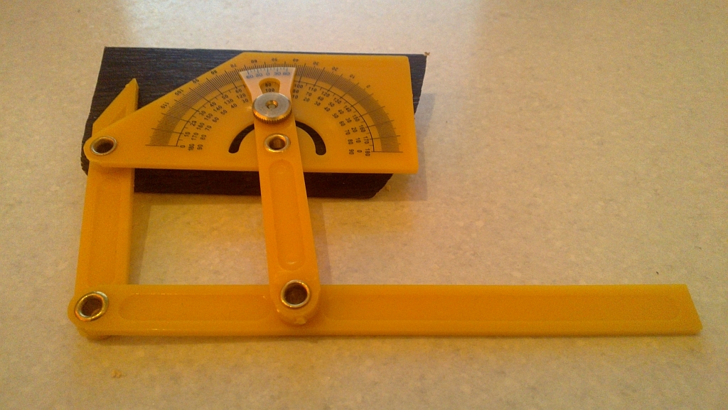 Устройство для измерения углов