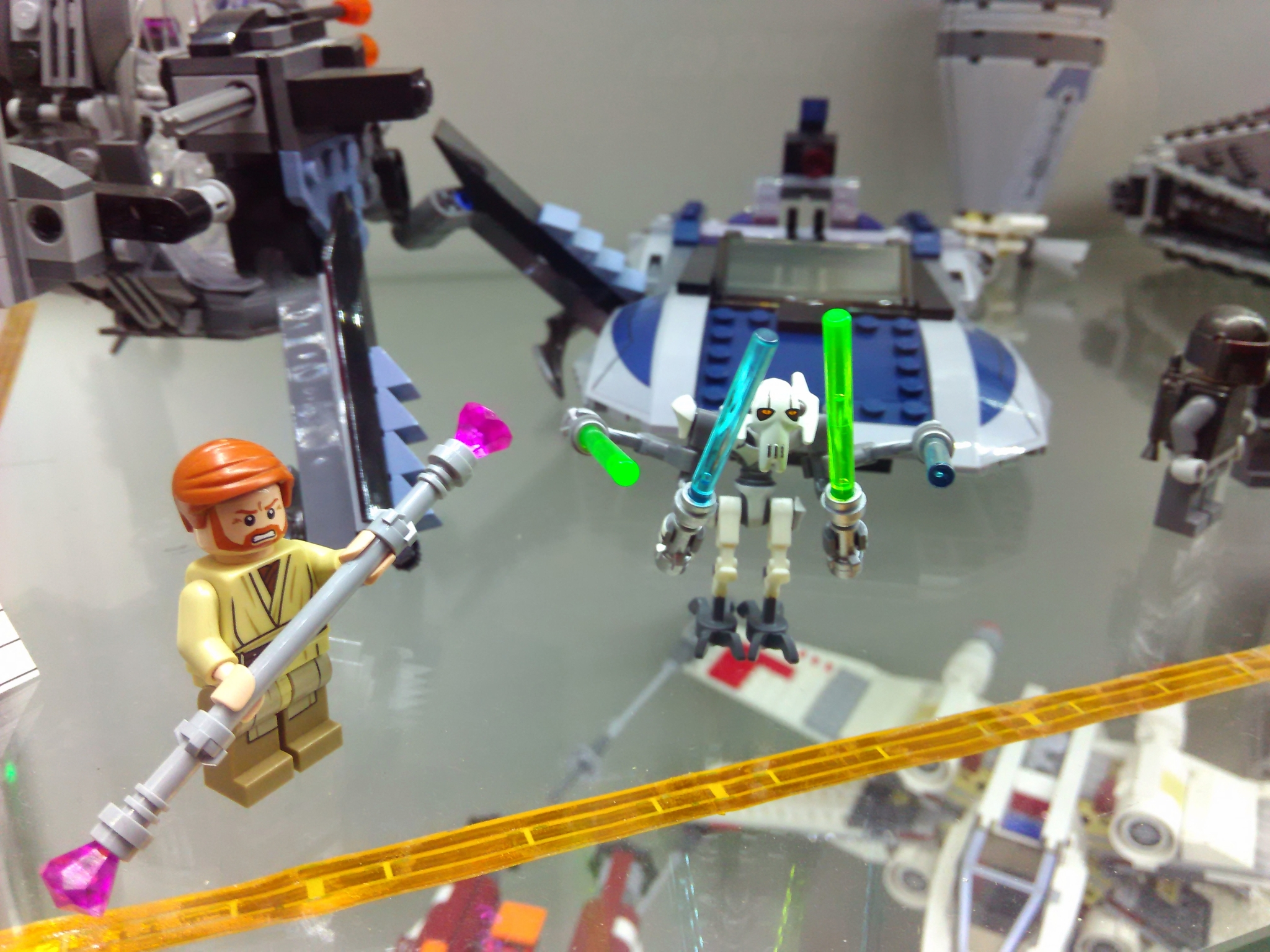 Звездные войны. Музей LEGO