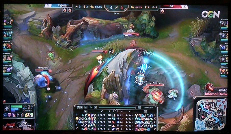 Телевидение Южной Кореи