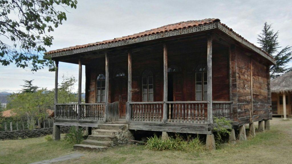 Грузия. Тбилиси. Этнографический музей