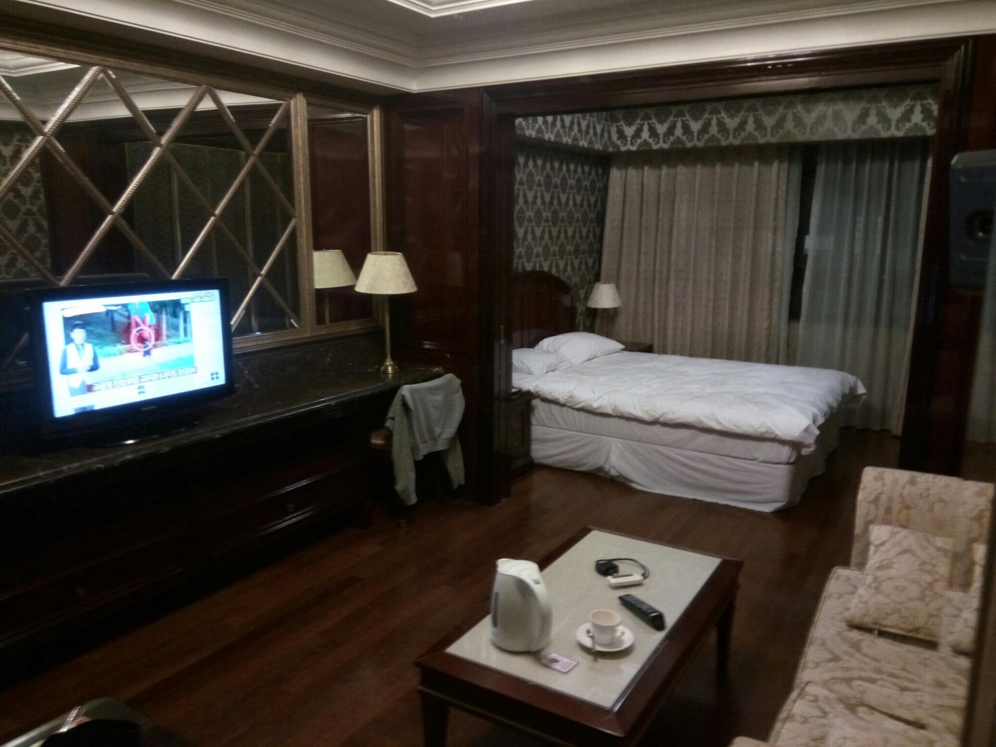 Южная Корея, Сеул, номер отеля Artnouveau