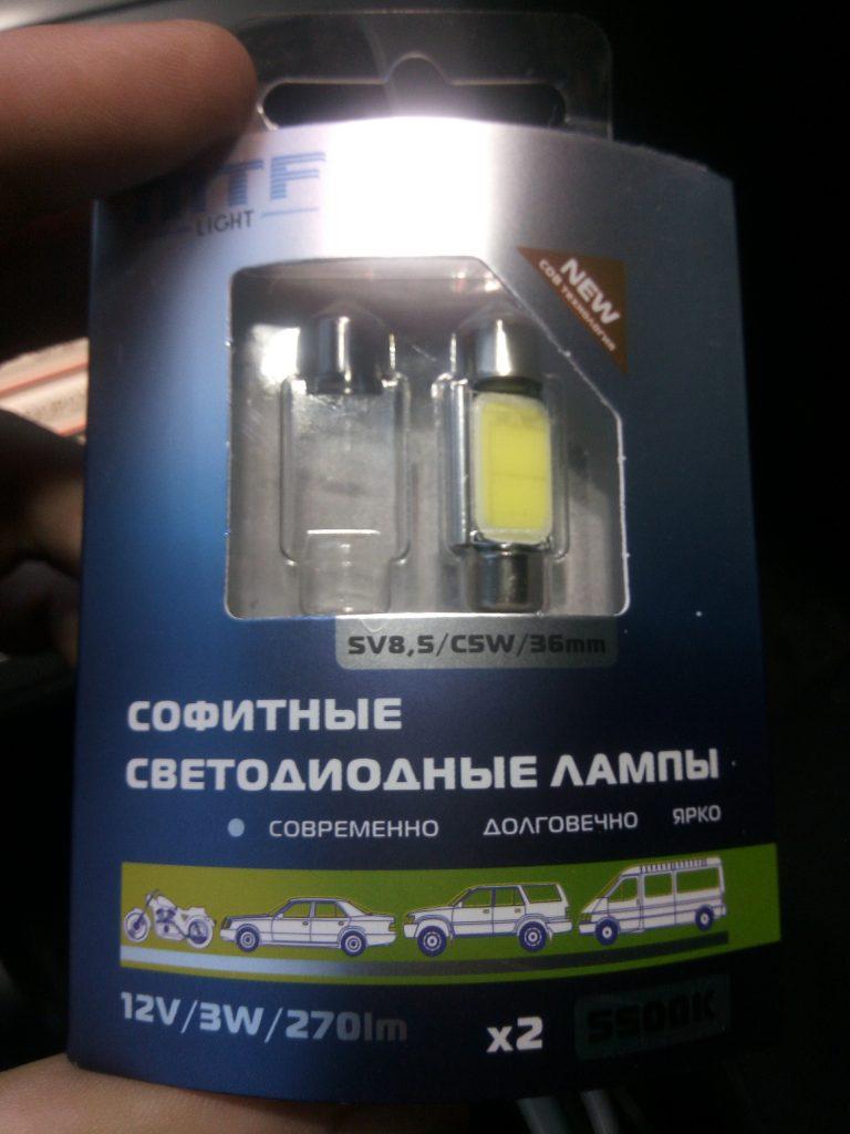 Корейские светодиоды под российским брендом MTF
