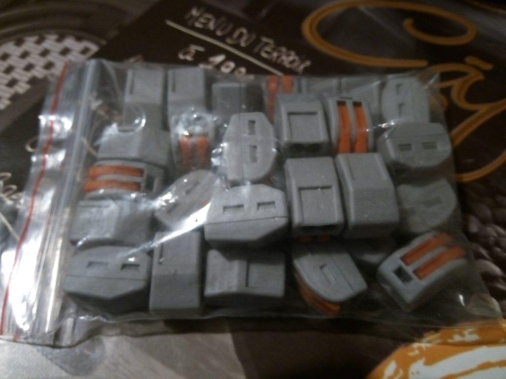 Клемники из Китая (в пакете 30 штук)