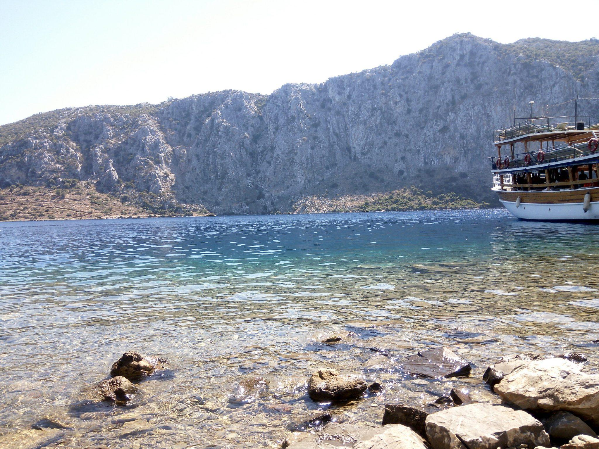 Экскурсия на остров Клеопатры