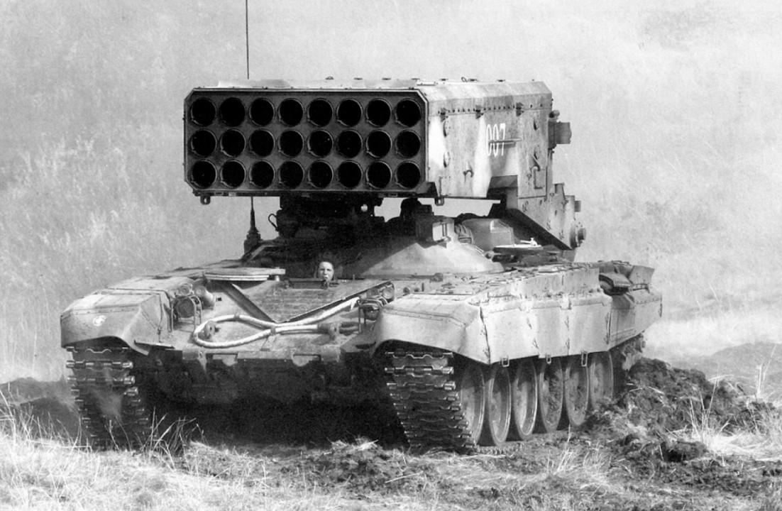 ТОС-1 Буратино